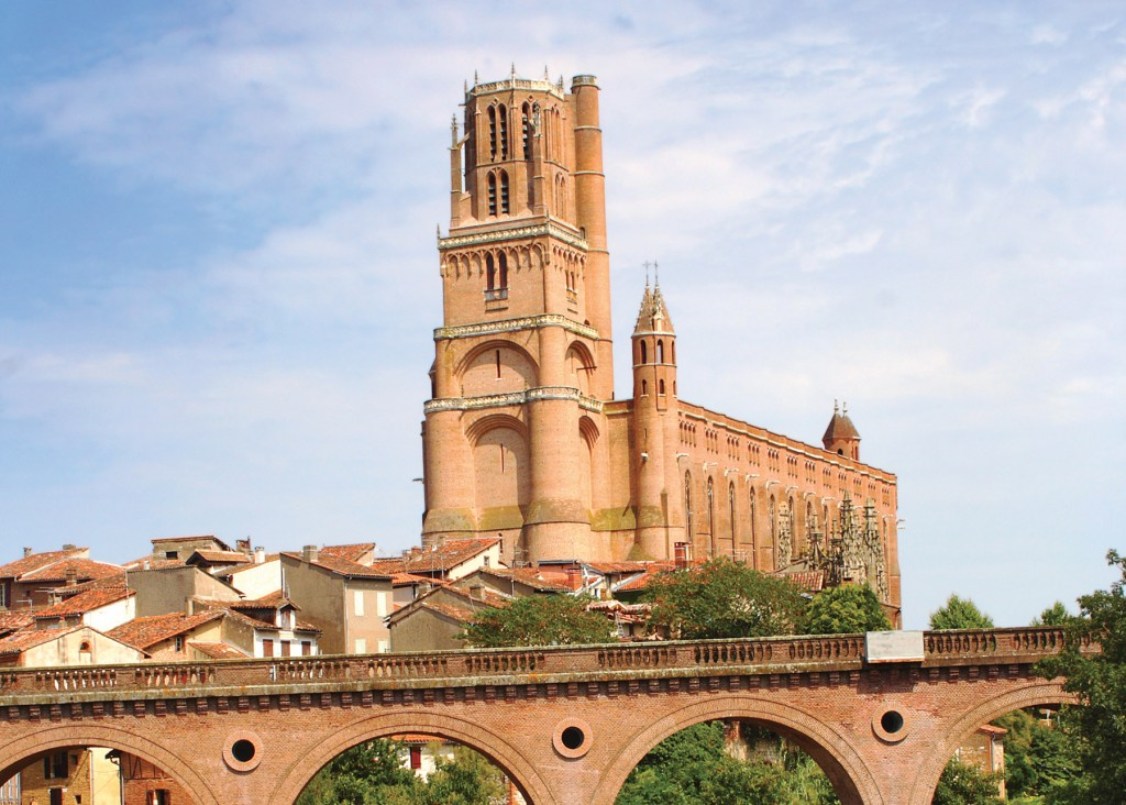 Toulouse and surrounding