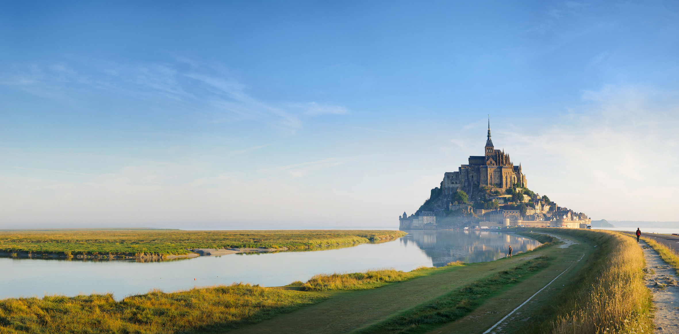Mont-Saint-Michel©Max-Topchii-shutterstock_62600926